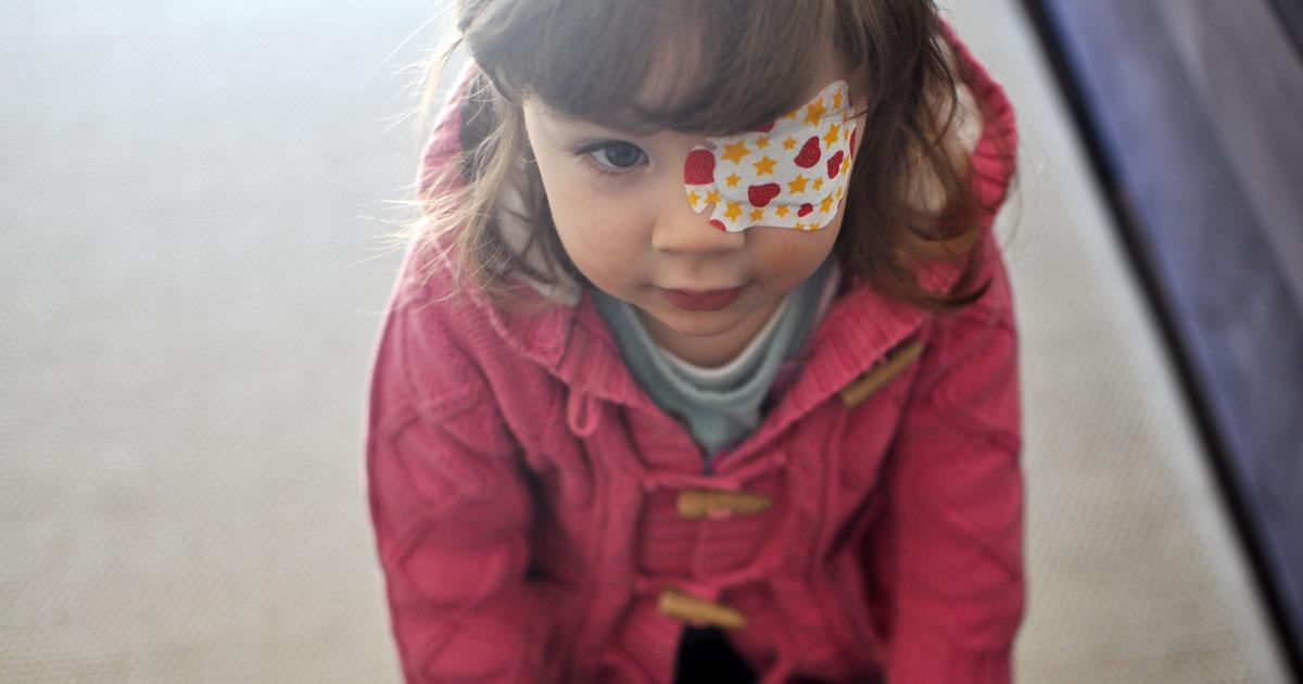 rozwój wzroku