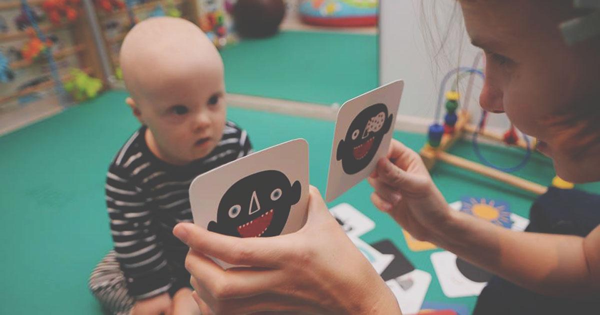 zabawy kartami lulu
