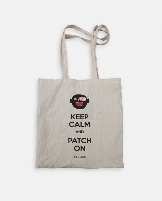 Keep Calm And Patch On